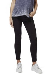 Women's Topshop 'Leigh' Over The Bump Skinny Maternity Jeans