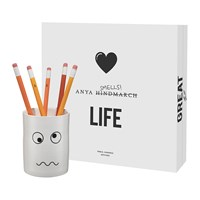 Anya Hindmarch Smells Pencil Shavings Diffuser Cedarwood And Patchouli