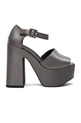 Jeffrey Campbell Candice Heels Charcoal
