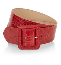 Hobbs Anya Belt Red