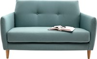 Modloft Urbn Torvi Two Seater Sofa