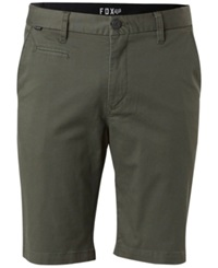 Fox Essex Solid Shorts Military