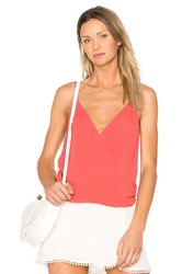 The Jetset Diaries Golden Island Cami Coral