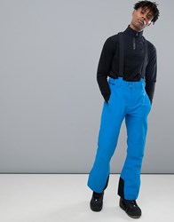Protest Oweny Snow Pants In Blue