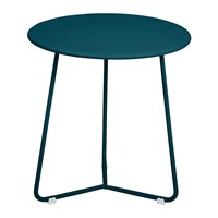 Fermob Cocotte Side Table Acapulco Blue