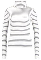 New Look Long Sleeved Top White Pattern