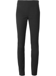 Hache Slim Fit Trousers Grey