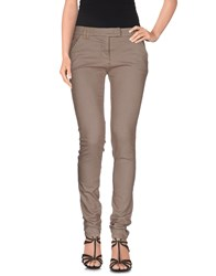 E Go Denim Denim Trousers Women Khaki