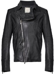 Guidi Biker Jacket Black