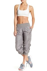 Colosseum Cooldown Capri Pant Gray