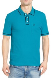 Original Penguin Men's Earl Tipped Pique Polo