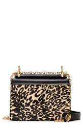 Louise Et Cie Aisa Crossbody Bag Brown Leopard