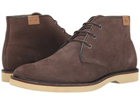 Lacoste Sherbrooke Hi 14 Dark Brown Men's Lace Up Boots