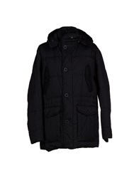 Milestone Coats And Jackets Down Jackets Men Black