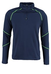 Helly Hansen Phantom Sports Shirt Evening Blue