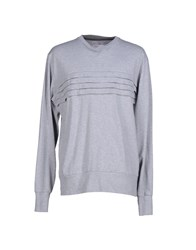 Michael Bastian Topwear Sweatshirts Men Grey