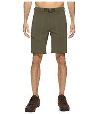 Mountain Hardwear Chockstone Hike Shorts Peatmoss Men's Shorts Green