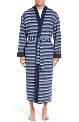 Majestic International Men's 'Field House' Cotton Robe
