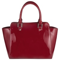 John Lewis Wing Grab Bag Oxblood