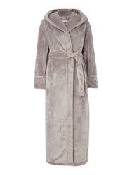 Linea Supersoft Robe Grey