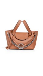 Meli Melo Linked Thela Mini Tote Bag Tan