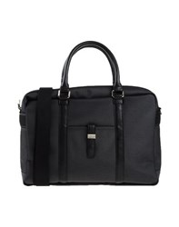 Roccobarocco Bags Handbags Men Dark Blue