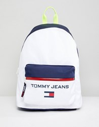 Tommy Jeans 90S Capsule 5.0 Sailing Backpack Multi