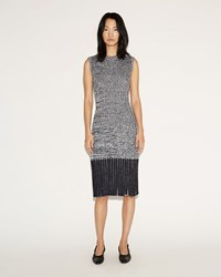 Rachel Comey Rebel Dress Black White
