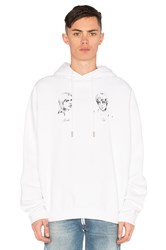 Off White Till Death Hoodie White