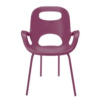Umbra Oh Chair Aubergine