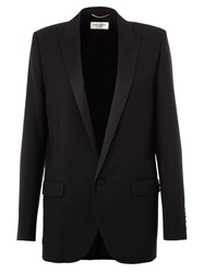 Saint Laurent Classic Dinner Jacket Black
