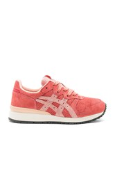 Onitsuka Tiger By Asics Alliance Sneaker Coral