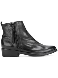 Sartori Gold D82575 Ankle Boots Calf Leather Leather Black