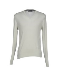 Aquascutum London Aquascutum Sweaters Light Green