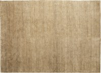 Nani Marquina Natural Nettle Rug Small 5 Feet 7 Inches X 7 Feet 10 Inches Beige