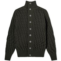 S.N.S. Herning Stark Cardigan Green