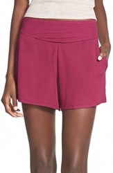 Junior Women's Rvca 'Looter' Rib Shorts