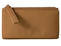 Ecco Jilin Travel Wallet Cashmere Wallet Handbags Brown