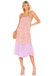 Spell And The Gypsy Collective Jewel Strappy Dress Pink