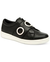 Calvin Klein Women's Danette Slip On Sneakers Women's Shoes Black