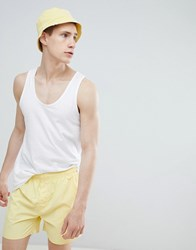 French Connection Swim Shorts Yellow
