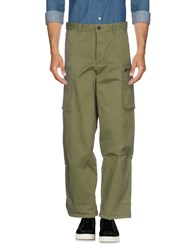 Dr. Denim Jeansmakers Casual Pants Military Green