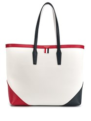 Ermanno Scervino Contrast Panel Totean Red