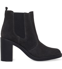 Kg By Kurt Geiger Sicily Ankle Boots Grey