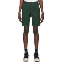 Norse Projects Green Aros Shorts
