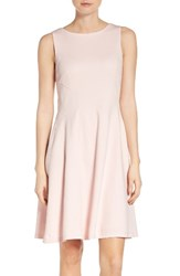 Eliza J Women's Seamed Fit And Flare Dress