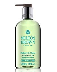 Mulberry And Thyme Hand Wash 10Oz. Molton Brown