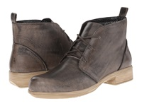 Naot Footwear Levanto Vintage Gray Leather Women's Boots
