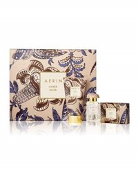 Aerin Limited Edition Amber Musk Fragrance Collection Set