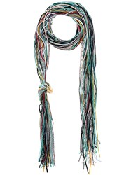 Missoni 'Collana' String Necklace Multicolour